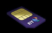 BT SIM 4GB