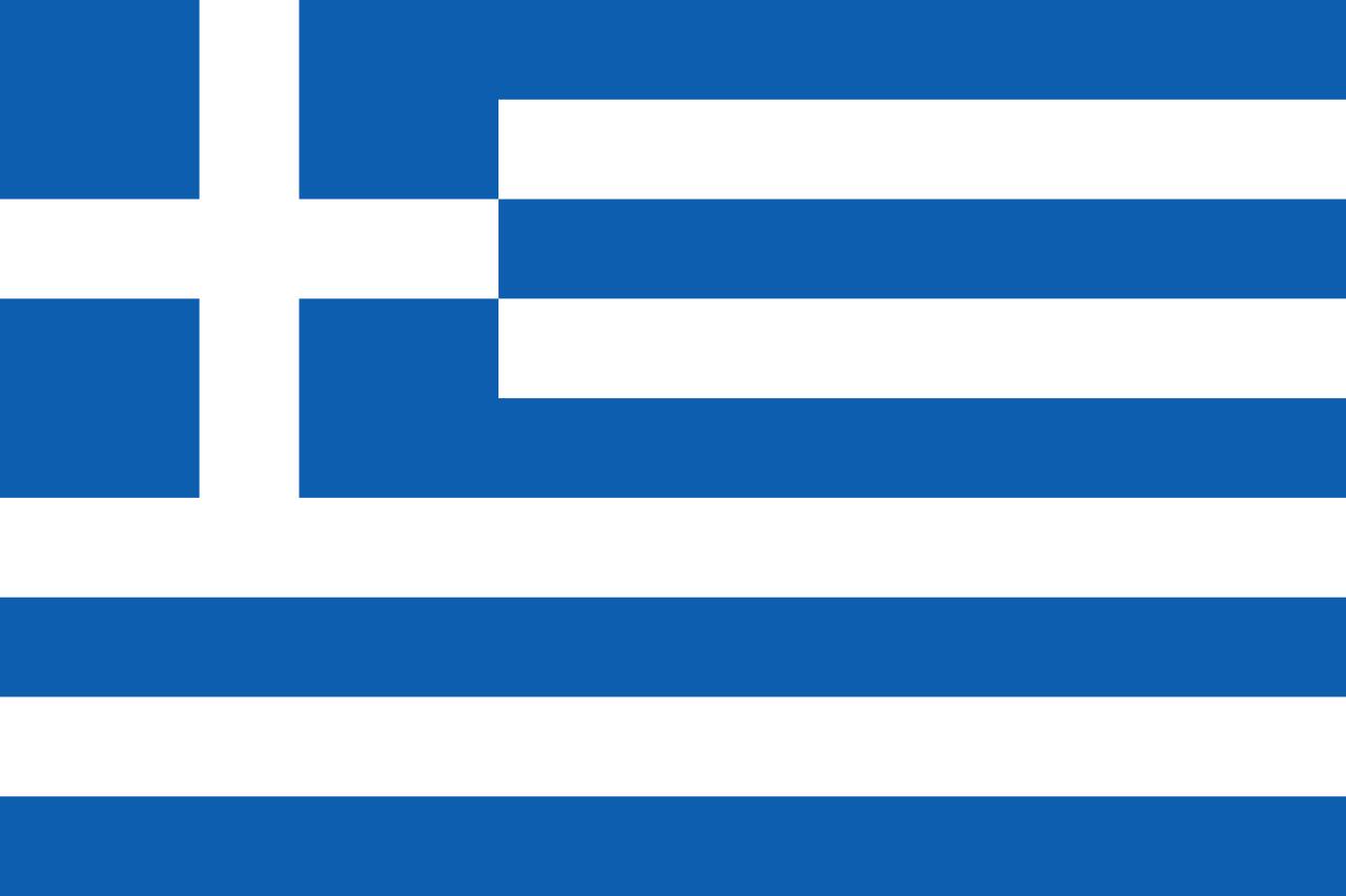 Flag of Greece