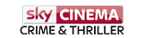 sky cinema crime and thriller logo