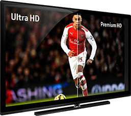 Comparison Ultra HD vs Premium HD